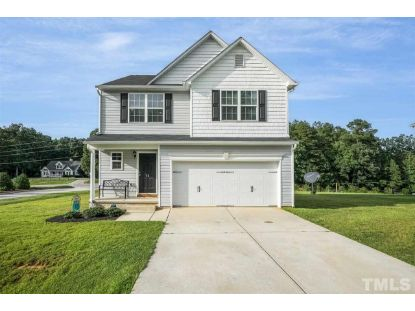 13 Sequoia Drive  Clayton, NC MLS# 2334285