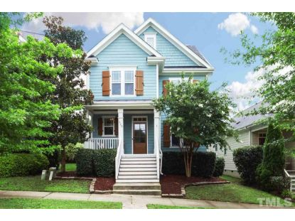 125 Amberglen Lane  Holly Springs, NC MLS# 2334324