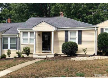 2214 Brewer Street  Raleigh, NC MLS# 2334342