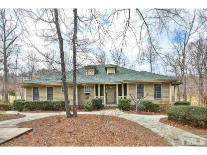 11468 Club Drive  Chapel Hill, NC MLS# 2334383
