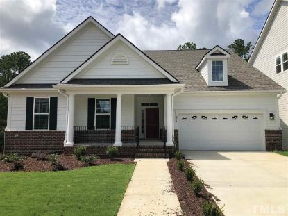 273 Scarlet Tanager Circle  Holly Springs, NC MLS# 2334388