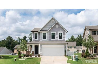 18 Thimbleberry Circle  Clayton, NC MLS# 2334510