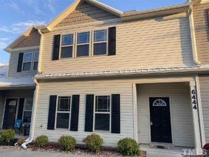 6444 Hatchies Drive  Raleigh, NC MLS# 2334539