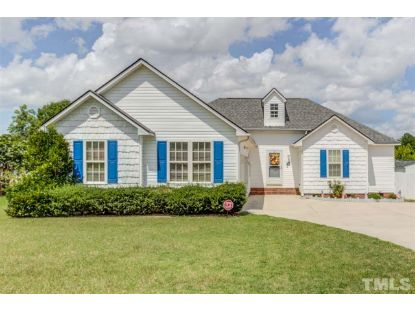 432 Cambridge Drive  Angier, NC MLS# 2334632