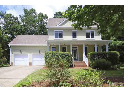 309 Pitch Pine Lane  Chapel Hill, NC MLS# 2334676
