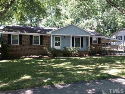 705 Northclift Drive  Raleigh, NC MLS# 2334824