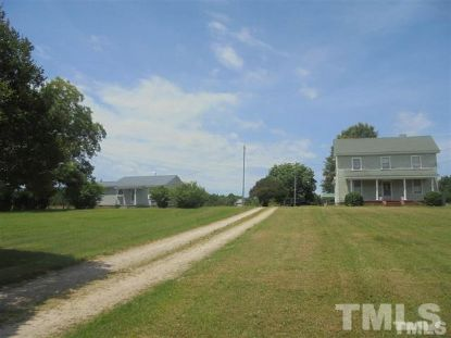 1021 Oine Road  Norlina, NC MLS# 2334917