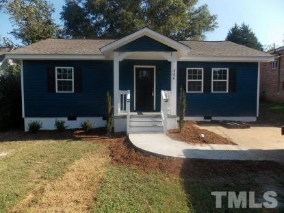 206 Lynch Street  Apex, NC MLS# 2335356