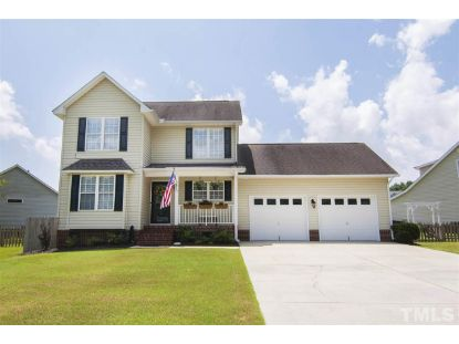 198 Cambridge Drive  Angier, NC MLS# 2335394