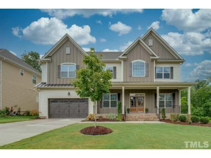 2100 Vittorio Lane  Apex, NC MLS# 2335398