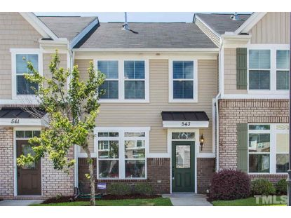 543 Berry Chase Way  Cary, NC MLS# 2335424