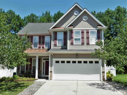 3117 Groveshire Drive  Raleigh, NC MLS# 2335671