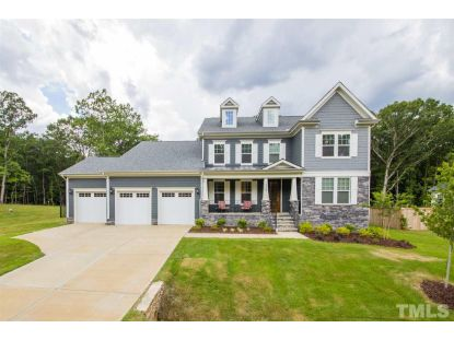 1125 Barley Stone Way  Raleigh, NC MLS# 2335737