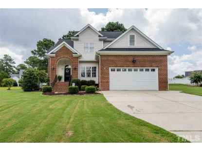 117 Carroll Drive  Four Oaks, NC MLS# 2335801