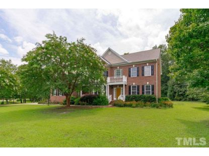 7804 Percussion Drive  Apex, NC MLS# 2335803