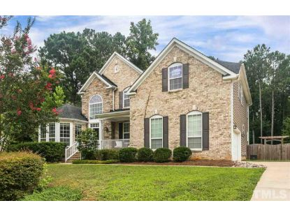 5217 Dutch Elm Drive  Apex, NC MLS# 2335946