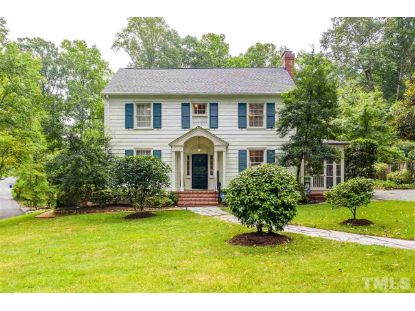 321 W University Drive  Chapel Hill, NC MLS# 2336091