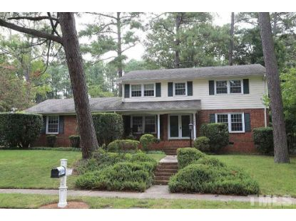 1544 Shadowood Lane  Raleigh, NC MLS# 2336197