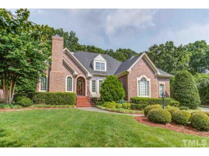 608 Bent Ridge Place  Raleigh, NC MLS# 2336418