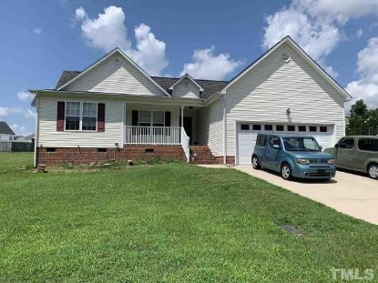 252 Cambridge Drive  Angier, NC MLS# 2336455