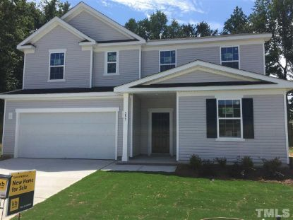 293 Summer Ranch Drive  Fuquay Varina, NC MLS# 2336522