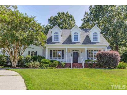 512 Parkridge Drive  Clayton, NC MLS# 2336747