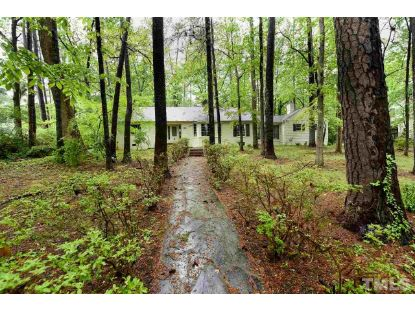 806 Old Pittsboro Road  Chapel Hill, NC MLS# 2336780
