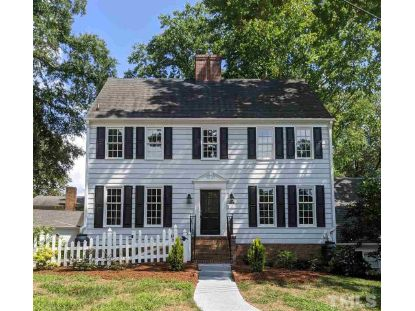 500 Dartmouth Road Raleigh, NC MLS# 2337008