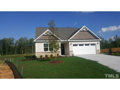 20 Bramblewood Drive Youngsville, NC MLS# 2339703
