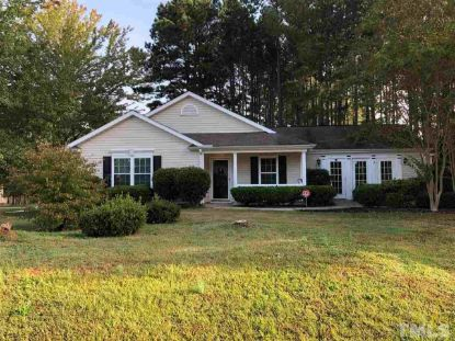 40 Holding Young Road Youngsville, NC MLS# 2340626