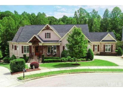 610 Hawks Ridge Court  Apex, NC MLS# 2340769