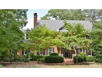 1800 Deer Fern Drive Raleigh, NC MLS# 2340849