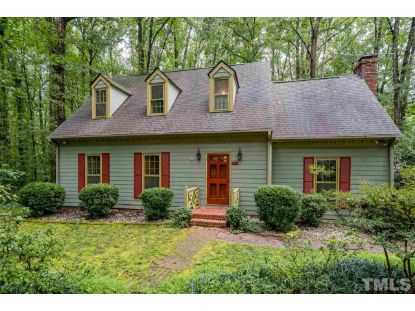 9701 Rock Creek Road  Raleigh, NC MLS# 2341781