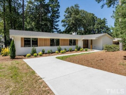 3817 Wingate Drive Raleigh, NC MLS# 2341784