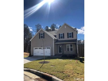 98 Saturnia Court  Clayton, NC MLS# 2342085