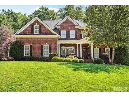 3917 Grandbridge Drive  Apex, NC MLS# 2342687