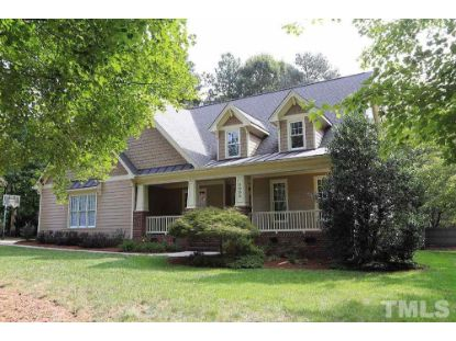 8000 Knebford Circle  Wake Forest, NC MLS# 2343290