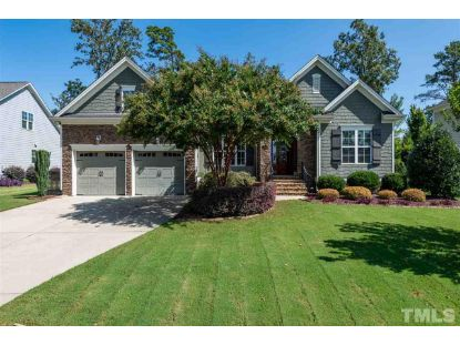 3111 Virginia Pine Lane  Apex, NC MLS# 2343331