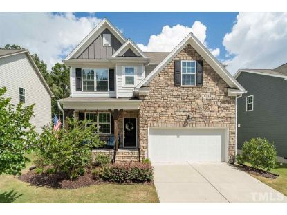 1981 Longmont Drive  Wake Forest, NC MLS# 2343591