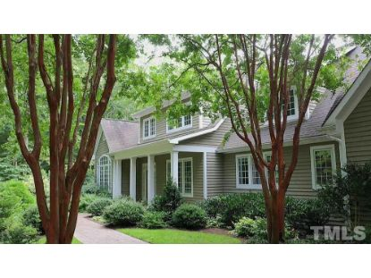 2703 Creek Run Court  Chapel Hill, NC MLS# 2343782