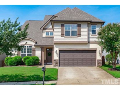 904 New Charleston Drive  Fuquay Varina, NC MLS# 2343839