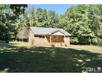 505 Faucette Mill Road  Hillsborough, NC MLS# 2343985