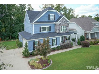 143 Sunset Bluffs Drive  Fuquay Varina, NC MLS# 2344564