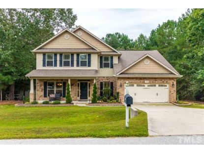 224 Crosscreek Lane Angier, NC MLS# 2344940