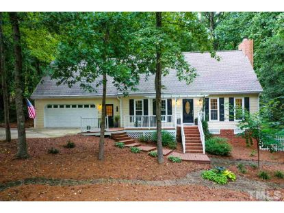 8816 Foggy Bottom Drive  Raleigh, NC MLS# 2345551