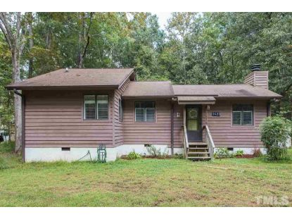 2423 Overland Passage Chapel Hill, NC MLS# 2345563