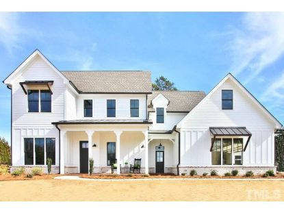 251 Franconia Way Apex, NC MLS# 2345970