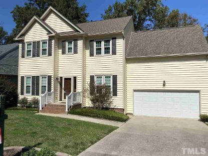 4813 Royal Troon Drive Raleigh, NC MLS# 2346023