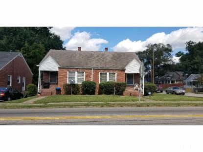 1311 Holloway Street Durham, NC MLS# 2346064