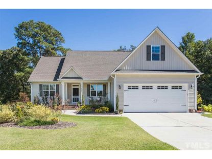 137 Packhouse Court Angier, NC MLS# 2346313
